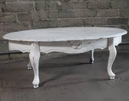 white vintage coffee table rented elegance props detail