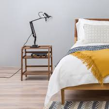 Nordic Bedroom by Sleep Sideways Six Bedside Tables To Inspire Heal U0027s Blog