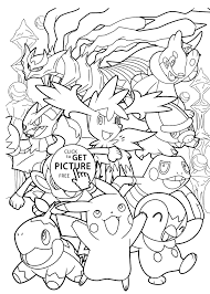 coloring pages for pokemon characters pokemon characters anime coloring pages for kids freecolorngpages co