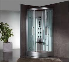 Creative Luxury Showers by Essex Left Luxury Steam Shower Ariel Platinum Dz959f8 White Steam