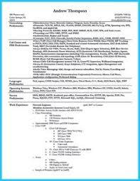 Call Center Resume Sample Marketing Communication Specialist Resume Resumes U0026 Letters