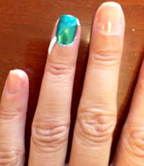 nails u2013 sparkly mermaid u2013 pearls and paris