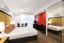 Studio Rooms by Adina Apartment Hotel Melbourne Northbank Best Rate Guaranteed