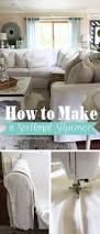 How To Make A Sofa Cover by Best 25 Sectional Couch Cover Ideas On Pinterest Diy Living