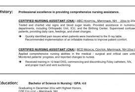 resume job description cna cute cnaresumeobjectivenoexperience tags cna resumes resume