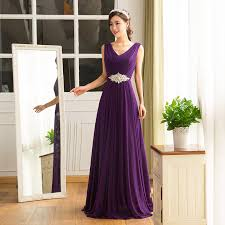 aliexpress com buy plus size purple navy blue bridesmaid dresses