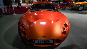 tvr is the new tvr griffith a little boring