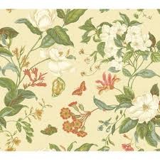 Family Garden Williamsburg York Wallcoverings Williamsburg Garden Images Wallpaper Wm2503