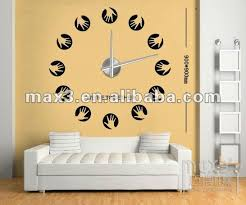 home decor wall clocks diy home decor wall 3d home decor wall sticker diy clock china