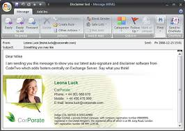 12 outlook email signature templates u2013 samples examples