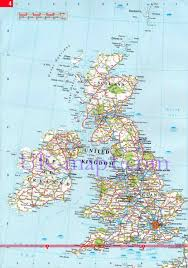 Map Of Southern England by England Road Map London Map