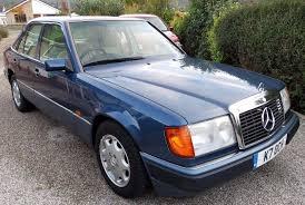 mercedes 230e mercedes 230e auto 1992 w124 series immaculate exle mot 2018