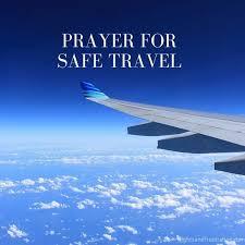 Prayer for safe travel by air flights frustration