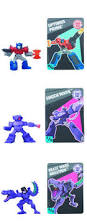 transformers tiny titans wave 3 optimus prime shockwave and beast