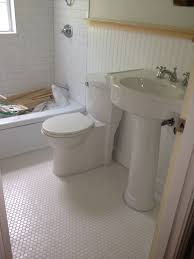 how to caulk a bathroom sink should there be caulk around pedestal sink and toilet