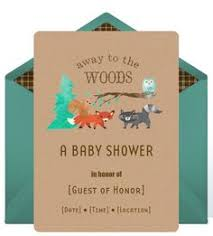 woodland baby shower invitations free editable woodland baby shower invitation birch tree