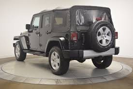 Used Jeep Wrangler Unlimited 2012 Used Jeep Wrangler Unlimited 4wd 4dr At Porsche