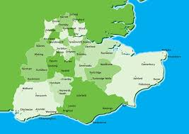 map of east uk map uk south east major tourist attractions maps