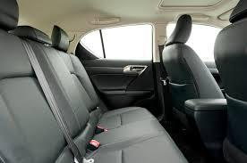 lexus ct200h cost 2014 lexus ct200h rear seats photo 76016265 automotive com