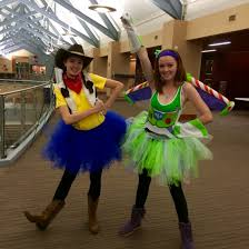woody and buzz lightyear costumes for girls woody and buzz tutus