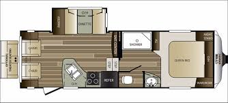 bunkhouse fifth wheel floor plans beautiful sprinter 5th wheel floor plans pictures flooring