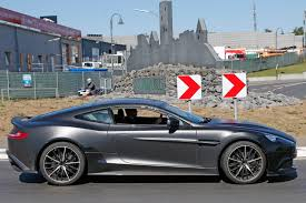 aston martin rapide shows its tried and tested aston martin vanquish zagato prototype heads to