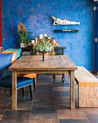 visual feast 25 eclectic dining rooms drenched in colorful