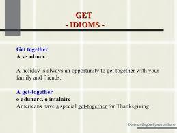 idioms get