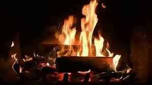 romantic fireplace with crackling fire sounds hd youtube