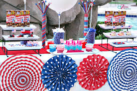 fourth of july decorations last minute 4th of july party a to zebra celebrations