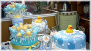 Simple Baby Shower Ideas by Baby Shower Table Decoration Ideas For Boy Simple Baby Shower