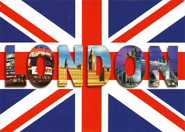 My National Flag Postcards On My Wall Union Jack London Uk