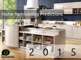 Kitchen Trends 2015 by Home Remodeling Predictions For 2015
