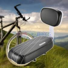 siege pour velo siège pour porte bagage de vélo avec dossier