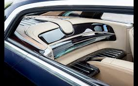 rolls royce concept car interior 2017 rolls royce sweptail serious wheels