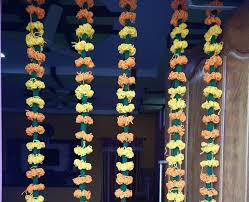 how to make handloom wool flower garland easy and project