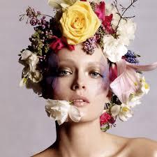 flower headdress floral headdress florals floral headdress