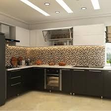indian kitchen interiors 72 best modular kitchens images on backsplash