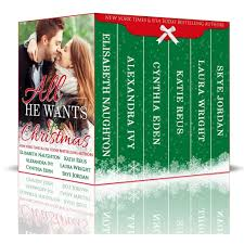all he wants for christmas by elisabeth naughton