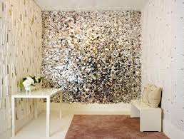glitter wallpaper bathroom how to create a diy glitter accent wall the rustic willow