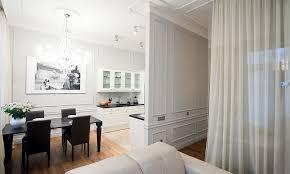 Eclectic Parisian Interior Design With White Decorations Part Of - European apartment design