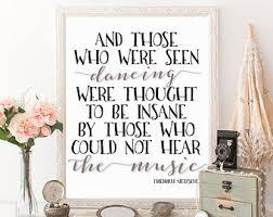 wedding quotes nietzsche nietzsche poster etsy