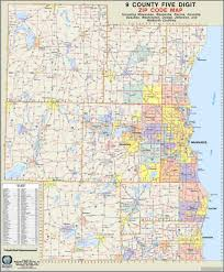 Wisconsin Zip Codes Map by Map Of Se Wi Pictures To Pin On Pinterest Pinsdaddy
