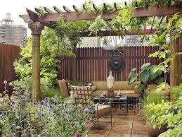 Nyc Backyard Ideas Private Garden Paradise In Chelsea