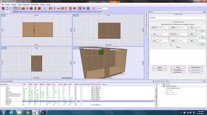 Kitchen Cabinets Layout Software Laying Out The Virtual Kitchen Cabinet Design Sketchlist 3d