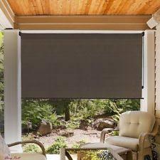 Exterior Patio Blinds Patio Sun Screen Ebay