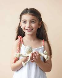 braided octopus doll craft martha stewart