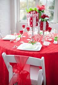 best 25 table decorations for christmas ideas on pinterest