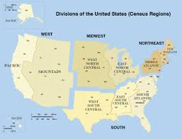 Continental Us Map Ecoregion Maps And Gis Resources Us Map Usa Map United States Map