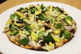 California Pizza Kitchen Tostada Pizza Guilty Bytes Indian Fashion Blogger Style Blogger Beauty